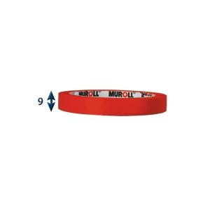 Páska samolepiaca PVC 9x66 Červená