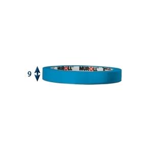 Páska samolepiaca PVC 9x66 Modrá
