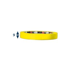 Páska samolepiaca PVC 9x66 Žltá