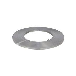 Páska viazacia oceľová šírky 20 - bez pokovanie (1kg = 10,6 m)