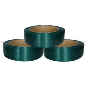 Páska viazacia PET polyesterová, šírka 15x0,90 návin 1400m (pevnosť 5200N)