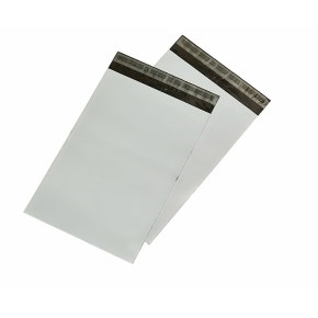 Plastová obálka nepriehľadná 190x250 mm