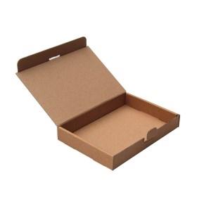 Poštová krabica 140x90x25mm, do schránok, hnedá