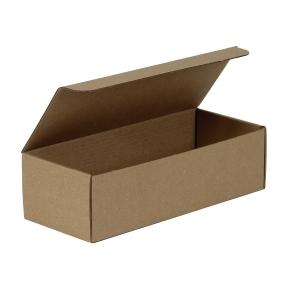 Poštová krabica z mikrovlny 230x100x66, FEFCO 0421