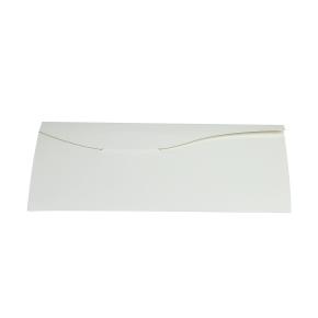 Prebal na darčekové poukazy 220x110, bielo/biely
