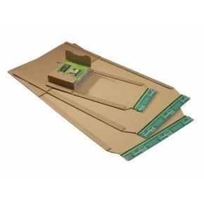Progresspack - DIN 249x165x-60 univerzálny zásielkový obal z vlnitej lepenky-A5+