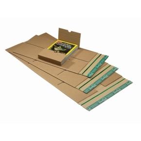 Progresspack - DIN 350x260x-70 univerzálny zásielkový obal z vlnitej lepenky-C4