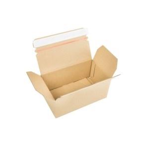Rýchlouzatváracia krabica 3VVL 323x183x126 mm, lepiaca páska
