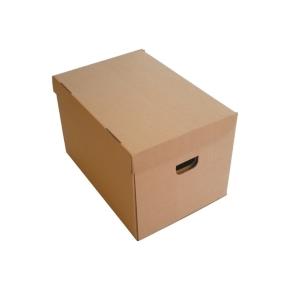 Špeciálna sťahovacia krabica 370x295x320 mm, s vekom
