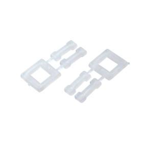 Spona viazacia pre polypropylénovú pásku PP šírka 10-12 mm, plastová