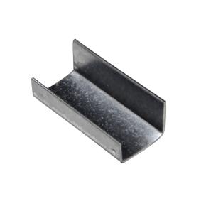 Spona viazacia pre polypropylénovu pásku PP šírka 10mm, plechová