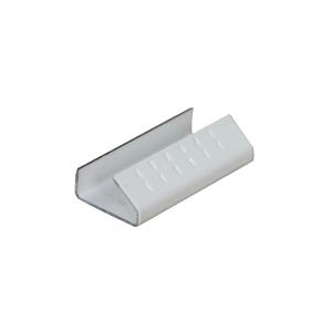 Spona viazacia pre polypropylénovú pásku PP šírka 12mm, plechová