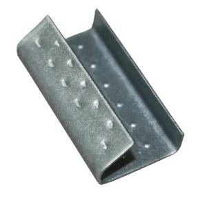 Spona viazacia pre polypropylénovú pásku PP šírka 13mm, plechová