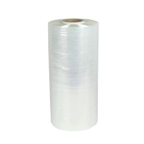 Strojná stretch fólia šírky 500mm / 15μm transparentná