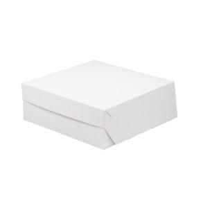 Tortová krabica 280x280x100mm, menšia HL výsek