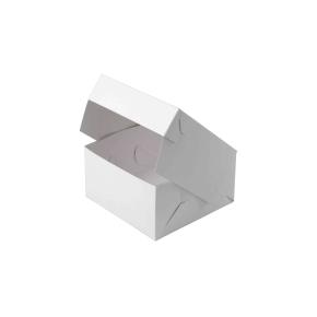 Tortová krabica 350x350x100 mm, väčšia HL BB výsek
