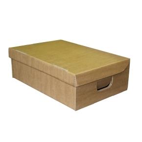 Úložná krabica s vekom 400 x 300 x 180 mm