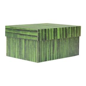 úložná krabica s vekom 430x300x250 mm, dekor 150004