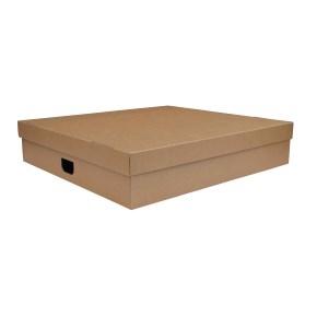 Úložná krabica s vekom 860 x 550 x 140 mm