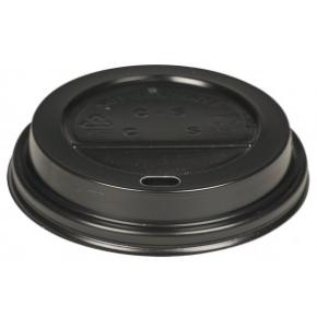 Viečko na kelímok COFFEE TO GO priemer 62 mm, čierne