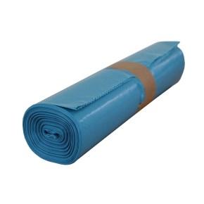 Vrece na odpad LDPE 700x1100/0,045 - modrý