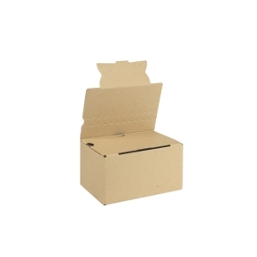 Zásielková krabica EKOBOX 3VVL 175x115x90 mm, hnedá