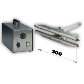 Zváračka HPL ISZ 300 + zdroj-šírka čeľuste 300mm