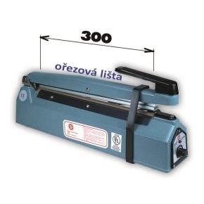 Zváračka KF 300 HC s orezom - šírka čeľuste 300mm